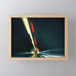 Tunnel Vision Framed Mini Art Print