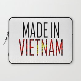 Made In Vietnam Laptop Sleeve
