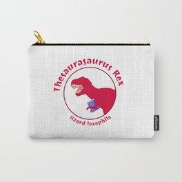 Thesaurasaurus Rex Carry-All Pouch