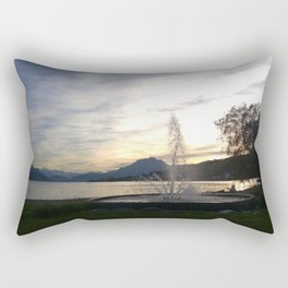 Springbrunnen Rectangular Pillow