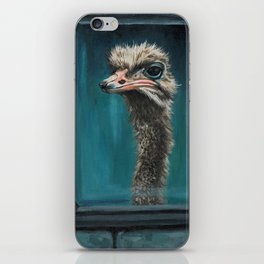 Get Off My Lawn iPhone Skin