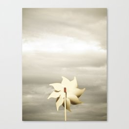 The Windmill Poster Canvas Print
