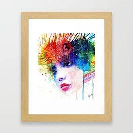 Phantasie Framed Art Print