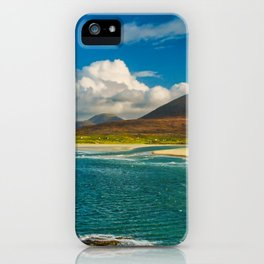 Luskentyre iPhone Case