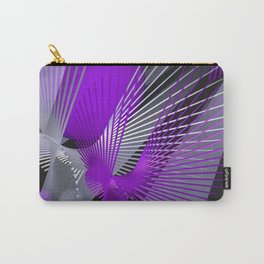 3D - abstraction -124- Carry-All Pouch