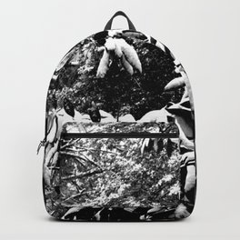 Snow-Covered Magnolia Backpack