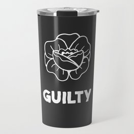Guilty // Rose Travel Mug