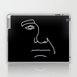 Bill Murray - Black and White Laptop & iPad Skin
