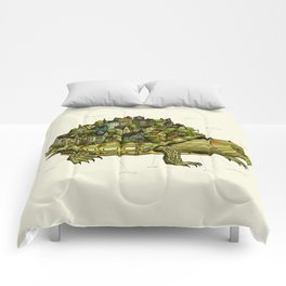 Turtle Town Comforters