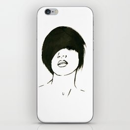 'Bob' Illustration iPhone Skin