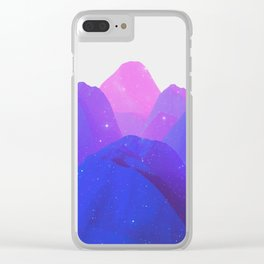 AEON FOREVER Clear iPhone Case
