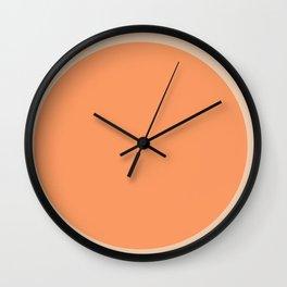 Edel Color Block Wall Clock