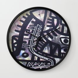 CAMINOS Wall Clock