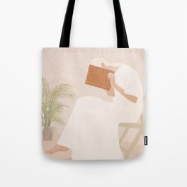 Lost Inside Tote Bag