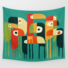 Toucan Wall Tapestry