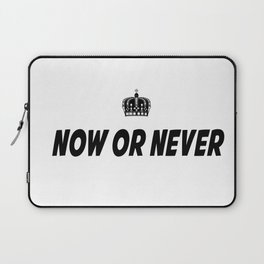 Now or Never Laptop Sleeve