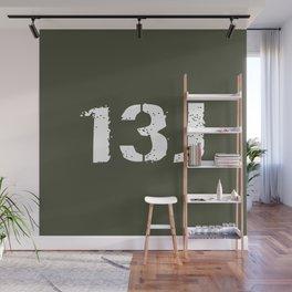 13J Fire Control Specialist Wall Mural