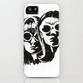 Watching You iPhone Case