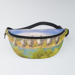 friends outing Fanny Pack