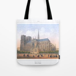 Paris Wall Art french antique Paris Bedroom Decor Paris art print Paris Decor office decoration vint Tote Bag