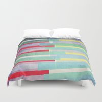 rave Duvet Covers featuring Rave by Isabelle Lafrance Photography