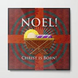 Noel! Metal Print