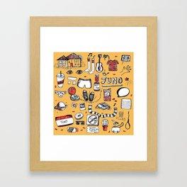 'Juno' Framed Art Print