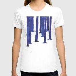 Ultramarine series #5 T-shirt