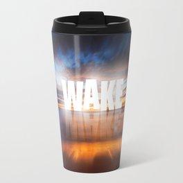 WAKE+MAKE Travel Mug