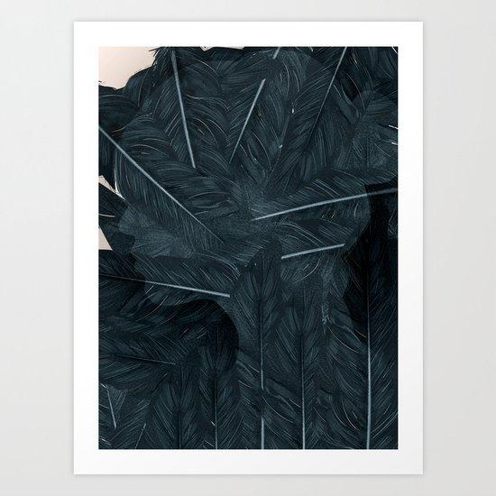 Ornithology-B Art Print
