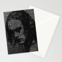 Eric Draven: The Crow Stationery Cards