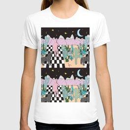 Postmodern Desert Dream T-shirt