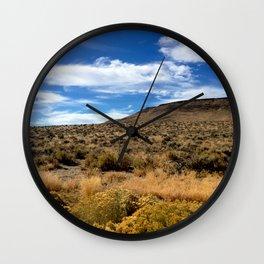 High Desert 1 Wall Clock