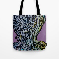 Windower Purple Tote Bag