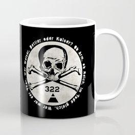 Skull & Bones Coffee Mug