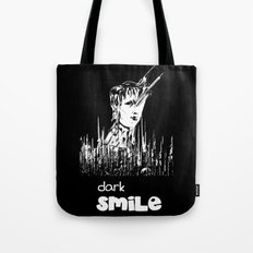 Dark Smile Tote Bag