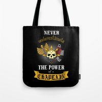 warhammer Tote Bags featuring Chaplain, Warhammer 40K by ZsaMo Design