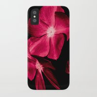 ruby iPhone & iPod Cases featuring Ruby by Loredana:Flowers
