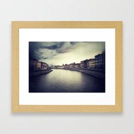 ARNO RIVER Framed Art Print
