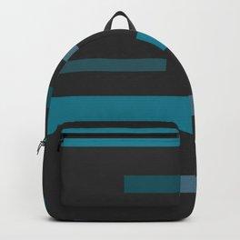 Callahan Nautical Color Block-Black Backpack