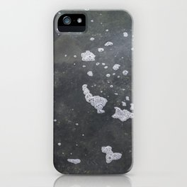 Water pattern Kits Beach Vancouver iPhone Case
