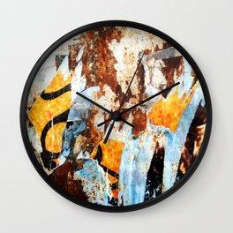 Vestiges Wall Clock
