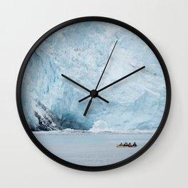 Awestruck Wall Clock