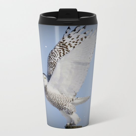 Free at last Metal Travel Mug