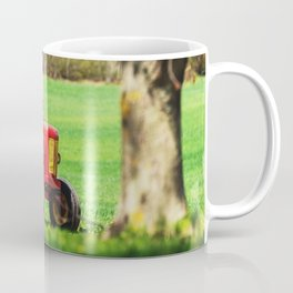 Vintage Farming Coffee Mug