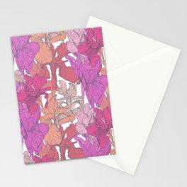 Graphic iris Stationery Cards