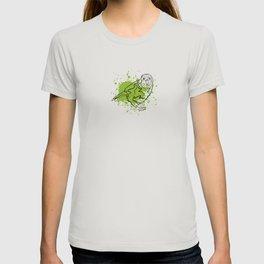 Kakapo - One Line Drawing T-shirt