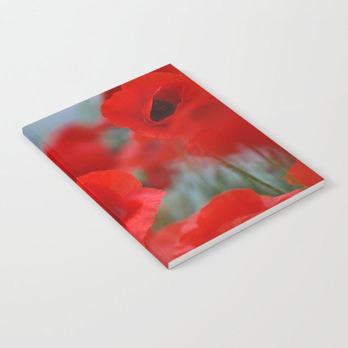 poppy addiction Notebook