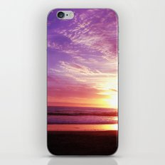 Purple Daze iPhone Skin