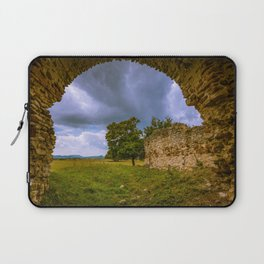 Under the ruins Laptop Sleeve